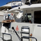 Adding a 6kw Northern Lights Genset to Red Rover